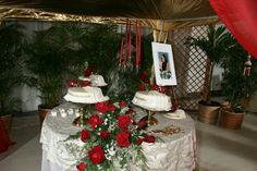 Mesas de torta