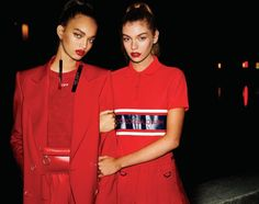 The February 2017 issue of W Magazine puts the spotlight on the spring collections. Photographed by Alasdair McLellan, top models Irina Shayk, Stella Maxwell, Ellen Rosa and Vittoria Ceretti pose in Paris for the spread. From day to night, the quartet wears the season's best styles ranging from swimwear to boxy coats and sleek pantsuits. …