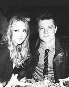 Jen and Josh.....they're so perfect