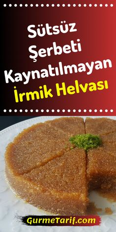 Full Size Milkless Delicious Grieß Halva ohne Sorbet - My CMS East Dessert Recipes, Desserts, Turkish Recipes, Ethnic Recipes, Food Platters, Football Food, Easy Cookie Recipes, Food Pictures, Fall Recipes