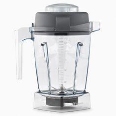 Wet Blade Free Black 48 Oz Blender Container with Lid Vitamix Blender, Vitamix Recipes, Smoothie Recipes, Smoothies, Smoothie Diet, Dry Container, Container Homes, Hand Blender, Frozen Desserts