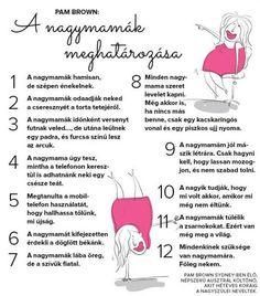A nagymama azért olyan kövér, mert tele van szeretettel - 25 imádni való idézet a nagyikról | Családinet.hu