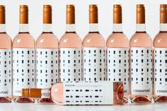 Wine Packaging for a Womens Store by Kissmiklos