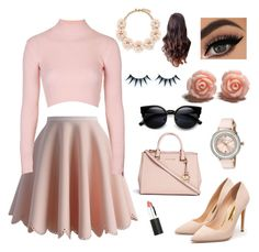 A fashion look from February 2016 featuring turtle neck shirt, brown skirt and heel pump. Browse and shop related looks. Fashion Women, Women's Fashion, Turtleneck Shirt, Brown Skirts, Pumps Heels, Ted Baker, Polyvore Fashion, Women's Clothing, Summer Outfits