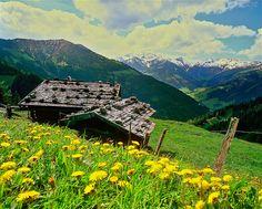 Alpbachtal Ausblick Tiroler Bergwelt | Flickr - Photo Sharing!