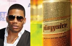 There is no way I am ever drinking Nelly's 'Pimp Juice', I don't care what he calls it.