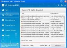 how to uninstall fake anti-virus program,remove XP Antivirus 2014 rogueware virus,get rid of XP Antivirus 2014 spyware