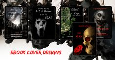 #eBook cover #designs available from £15 www.redcapepublishing.com/red-cape-graphic-design Ebook Cover Design, Social Media Banner, Book Covers, Authors, Banners, Bespoke, Cape, Printing, Posts
