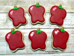 Katy's Kitchen: Apple Cookies