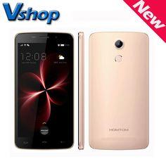 Original Homtom HT17 PRO 4G LTE Android 6.0 Quad Core 1.3GHz RAM 2GB ROM 16GB 5.5 inch 720P Camera Smart Phone OTG 3000mAh