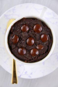 Brownie in a Mug recipe - Enjoy a rich, chocolatey brownie in minutes!