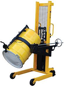 #DrumLifters, Drum Stackers, Drum Rotators