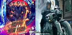 Will Happy New Year break the Dhoom Lifetime Box Office Record? Happy New Year Movie, New Year Breaks, Dhoom 3, Box Office, Darth Vader