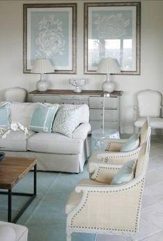 That certain shade of blue. - Melinda Hartwright Interiors