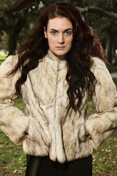 1980s Black Rabbit Fur Coat | 1980s | Pinterest | Rabbit fur coat ...