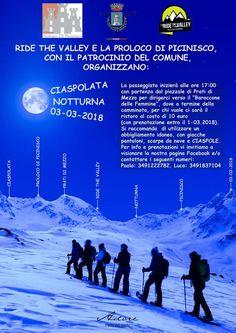 Ciaspolata Notturna sabato 3 Marzo a Prati di Mezzo-Picinisco