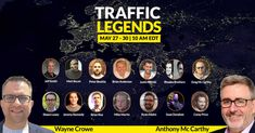 (1) Webtalk   Communicate Better Brian Anderson, Mc Carthy, Jeff Smith, Vip Tickets, Live In The Now, May 27, Digital, Vip Pass, World's Biggest