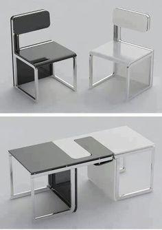 Multi purpose coffee table/chairs