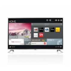 "55"" WIFI SMART LED TV - $649   Model# 55LB6100  Freely share and access various content on different devices, whether you are in or outside your home. Smart Share™ make it simple to connect devices within the house. With your own account, a simple log in can let you access your entertainment away from home.  http://www.newcountryappliances.com"