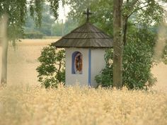 Prayer Room, 10 Picture, Autumn Photography, Matte Painting, Blessed Mother, The Good Place, Polish, Cottage, Faith