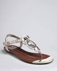 DV Dolce Vita Thong Sandals - Agnyss Flat | Bloomingdale's