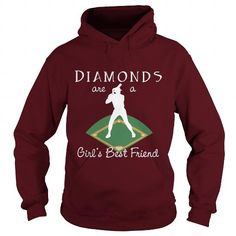 DIAMONDS GIRLS BEST FRIEND WOMENS Catcher Baseball Grandpa Grandma Player Dad Mom Lady Girl Boy Men Women Man Woman Coach Lover Please tag, repin & share with your friends who would love it. #hoodie #shirt #tshirt #gift #birthday #Christmas