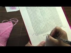 Great video on how to read a crochet graph chart