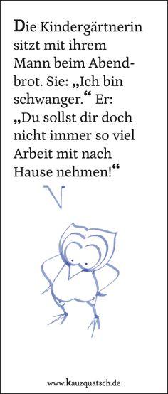 Kauz-Cartoon