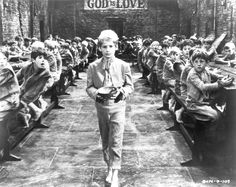 """Former British child star Mark Lester, who played the lead in the 1968 Oscar-winning musical """"Oliver!"""". Lester appeared in several other films including 1969's """"Run Wild, Run Free,"""" 1971's """"Melody"""" and 1977's box office and critical disappointment """"Crossed Swords."""" He left acting and became an osteopath. He returnd to acting last year in a movie called """"1066,"""" which also features his son Felix. Photo of Lester ih """"Olivier!"""""""