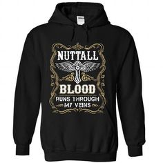 Awesome NUTTALL - Happiness Is Being a NUTTALL Hoodie Sweatshirt
