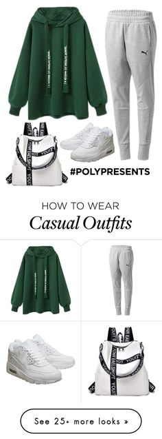 """Untitled #766"" by emily147147 on Polyvore featuring NIKE"