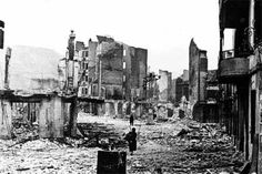 The ancient Basque village of Guernica was destroyed on April 26, 1937 by a...