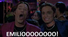 "A Night at the Roxbury ~ ""I was like Emiliooooo!"""