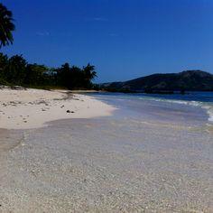 Beach in Haiti.