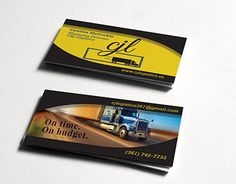 "Check out new work on my @Behance portfolio: ""C&J Logistics new design of two-sided business card"" http://be.net/gallery/50470897/C-J-Logistics-new-design-of-two-sided-business-card"