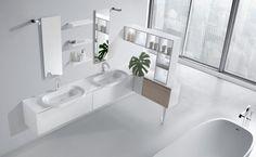 Metropolis Bathroom Furniture From Lasa Idea #bathroom