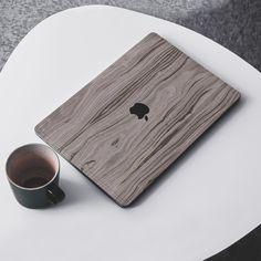 Macbook Pro 15 Case, Real Wood, Natural Wood, Wood Patterns, Wood Veneer, Wood Wood, Woody, Fossil, Eco Friendly