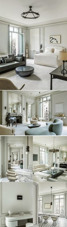 Avenue Montaigne Apartment Joseph Dirand http://thecoolhunter.net/avenue-montaigne-apartment-joseph-dirand/