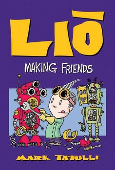 Lio: Making Friends (Paperback)
