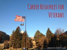 Career Resources for Veterans