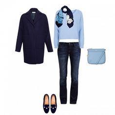 Цветотип «Лето»: Идеальный базовый гардероб для средне-яркого и холодного цветотипа Winter Wardrobe, Summer Wardrobe, Capsule Wardrobe, Core Wardrobe, Business Casual Outfits, Mode Style, Fashion Outfits, Womens Fashion, Minimalist Fashion
