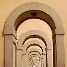 Una serie de arcos