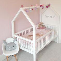 Cute bed.