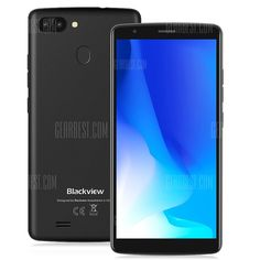 Buy Blackview Pro Phablet, sale ends soon. Be inspired: enjoy affordable quality shopping at Gearbest! Smartphone Deals, Mobile Smartphone, Best Smartphone, Mobile Phones, Quad, Wifi, Fingerprint Recognition, Display Resolution, Android