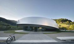 Cultural Center of EU Space Technologies / Dekleva Gregoric Arhitekti + SADAR + VUGA + OFIS architects + Bevk Perovic Arhitekti   © Tomaz Gregoric