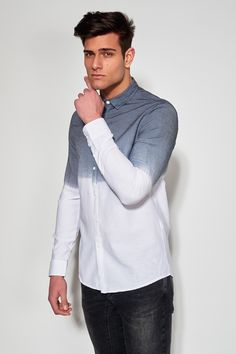 ANTIOCH - TOP DIP CASUAL SHIRT #OzonBoutique #ozonstyle #fashion #men #antioch #shirt