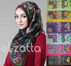 Elzatta Hijab tersedia di www.hijabvista.com