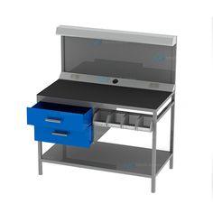 Mesas de Trabajo los diseñamos y fabricamos de acuerdo a tu necesidad, Entra ya y conoce algunos de nuestros trabajos, Modulaser S.A.S