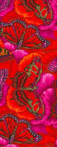 Unknown medium. Brilliant colors!