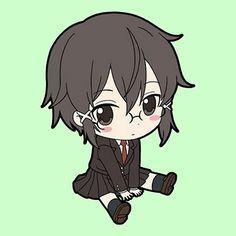 'Sword Art Online Shino Waifu Chibi' by xiaokoong Chibi Anime, Kawaii Chibi, Cute Chibi, Kawaii Anime, Sword Art Online, Online Art, Sinon Sao, Kirito, Sao Characters